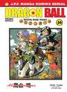 Dragon Ball Tom 36 okładka JPF