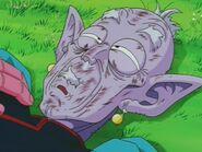 Ro Kaioshin (7) Przypalony Kikohą Goku