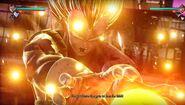 Vegeta Jump Force Final Flash kumulowanie energii