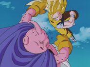 Goku SSJ3 kontra Majin Bu (21)