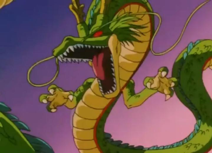 Goku i Shen Long GT (8)