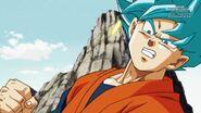 Goku; Xeno vs. Goku (4) (SDBH, odc. 001)