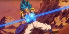 Gogeta Blue Atakuje