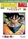Dragon Ball Tom 24 okładka JPF
