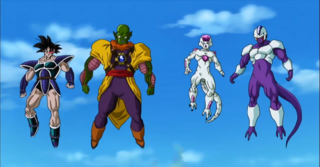 Cooler, Freezer, Tullece, Slug - remake