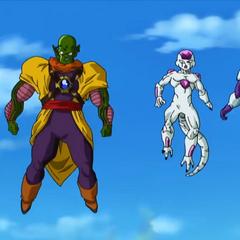 Remake OVA, Cooler w towarzystwie reszty wojowników widma