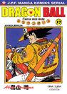 Dragon Ball Tom 17 okładka JPF
