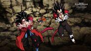 Son Goku; Xeno i Vegeta; Xeno (1) (SDBH, odc. 005)