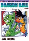 Dragon Ball Tom 16 okładka JPF