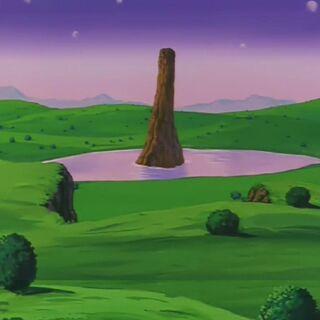 Góra z wbitym <a href=