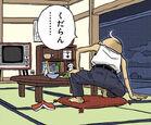 Ōmori (7) Wyłącza telewizor (Vomic, odcinek 1)