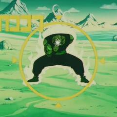 Widok spod scoutera - Piccolo ładujący <a href=