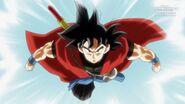 Son Goku; Xeno (SDBH, odc. 001)