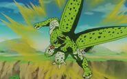 Cell z przyszłości Trunksa kontra Trunks z przyszłości (14)