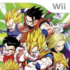 Okładka Wii z wydania japońskiego