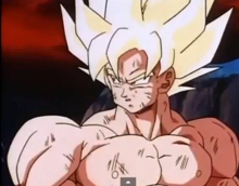 Goku SSJ (2)