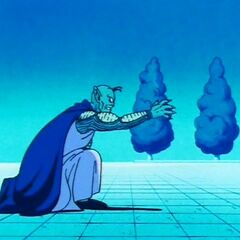 Poprzedni bóg odrzuca Piccolo z powodu tkwiącego weń zła (4)