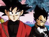 Super Dragon Ball Heroes, odcinek 007: Zamasu został wskrzeszony?! Początek konfliktu wszechświata!