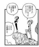 4. Powrót na wyspę (12) Tights rozmawia z Jaco o kosmicie