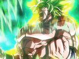 Super Saiyanin o pełnej mocy
