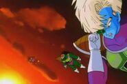 Neiz, Dore i Sauzer szukający Goku i Gohana
