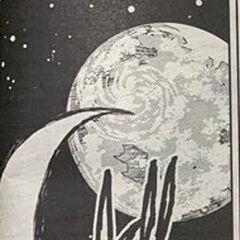 Statek Melsa opuszcza Ziemię