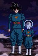 Son Goku i Daishinkan (SDBH, odc. 009)
