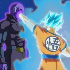 Goku nie może dosięgnąć Hita