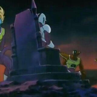 Kapitan Thouser, Cooler, Dōre i Neiz dowiadują się o śmierci Freezera