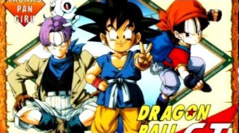 Dragonball GT~Ending 1~Deen - Hitori Ja Nai(Japanisch)