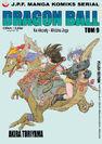 Dragon Ball Tom 9 okładka JPF