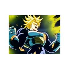 Trunks Ultra Super Saiyanin