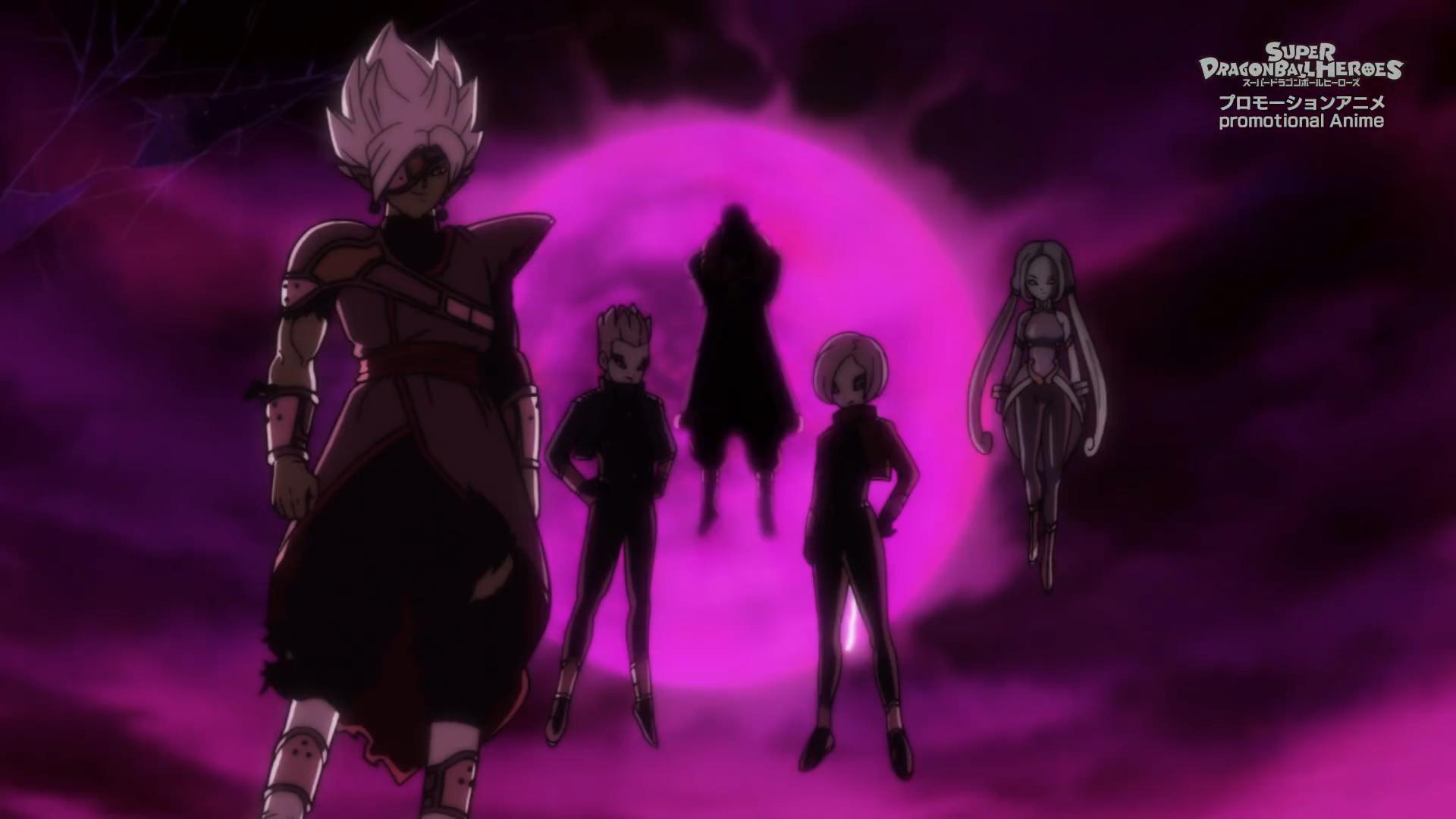 Nieznane postacie (2) (SDBH, odc. 006)