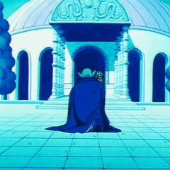 Poprzedni bóg odrzuca Piccolo z powodu tkwiącego weń zła (3)