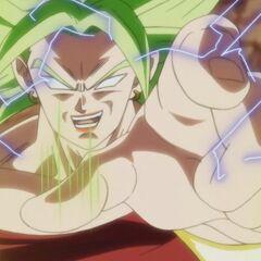 Kale jako SSJ Bōsō (4)