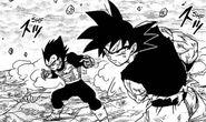 Son Goku i Vegeta (1) (DBS, rozdz. 042)