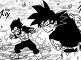 Dragon Ball Super, rozdział 042: Koniec bitwy i jej skutki