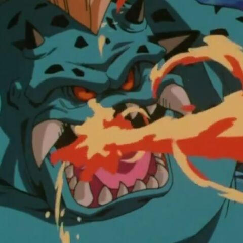 Potwór atakuje Pikolo
