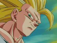Goku SSJ Three (10) Złowrogi uśmiech