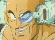 Nappa- Scouter