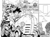 Dragon Ball Super, rozdział 001: Proroczy sen Boga Zniszczenia