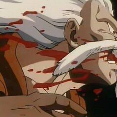 Liczczi zamordowany przez Ōzaru (2)