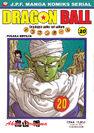 Dragon Ball Tom 20 okładka JPF