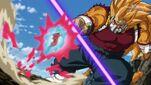 Son Goku kontra Cumber (4) (SDBH, odc. 004)