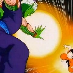 Piccolo na Tenka-ichi Budōkai 23 atakuje Sona Masenkō (2)