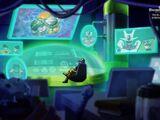 Super Dragon Ball Heroes, odcinek 001: Gokū kontra Gokū! Kurtyna w górze. Niebotyczna bitwa na Więziennej Planecie!