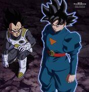 Goku i Vegeta (SDBH, odc. 009)