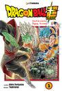 Piąty tom mangi DBS, okładka JPF