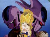 Dragon Ball Z: Niezwykła potęga kontra potęga