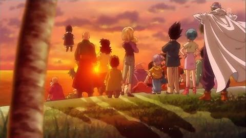 Dragon Ball Super - ENDING (Hello Hello Hello)